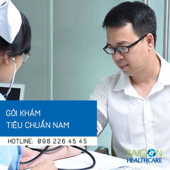 Gói Khám Sức Khỏe Tổng Quát - Tiêu Chuẩn Nam
